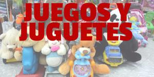 juegos y juguetes