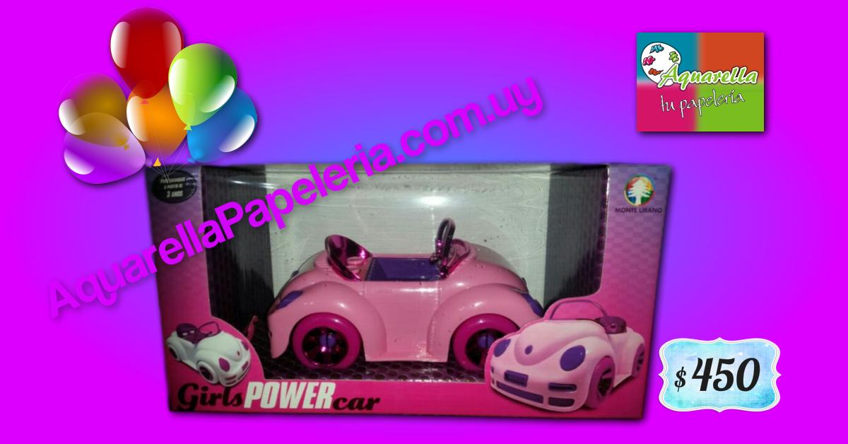 Auto para nena