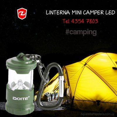 Linterna Mini Led Camper