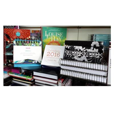 Agendas 2016 de Paulo Coelho, Louise Hay, Tilibra, Remember, Omega