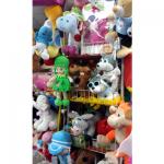 Muñecas en trapo
