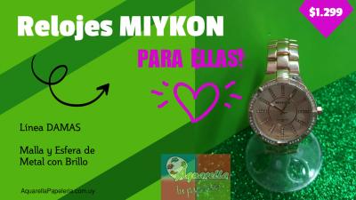 Relojes Miykon para Dama