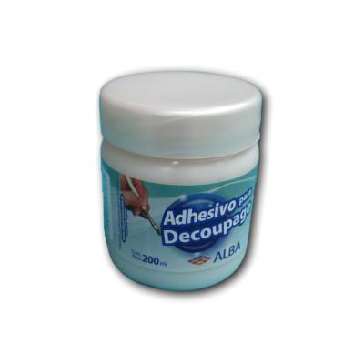 Adhesivo para Decoupage Alba 200 ml