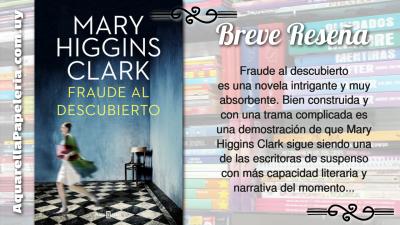 Fraude al Descubierto - Mary Higgins Clark