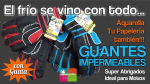 Guantes con Guata