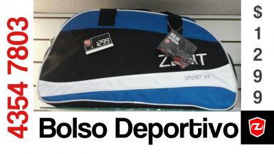 Bolso Deportivo Zenit