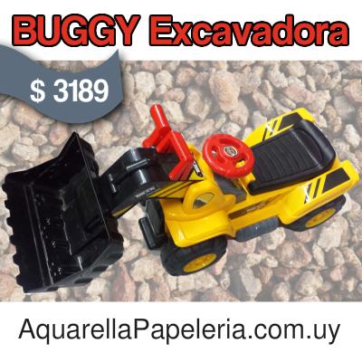 Buggy Pala Excavadora