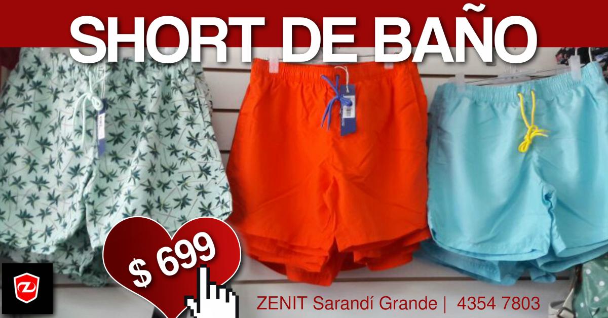 Short de Baño Zenit