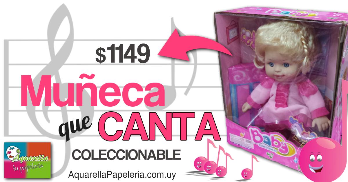 Muñeca que Canta