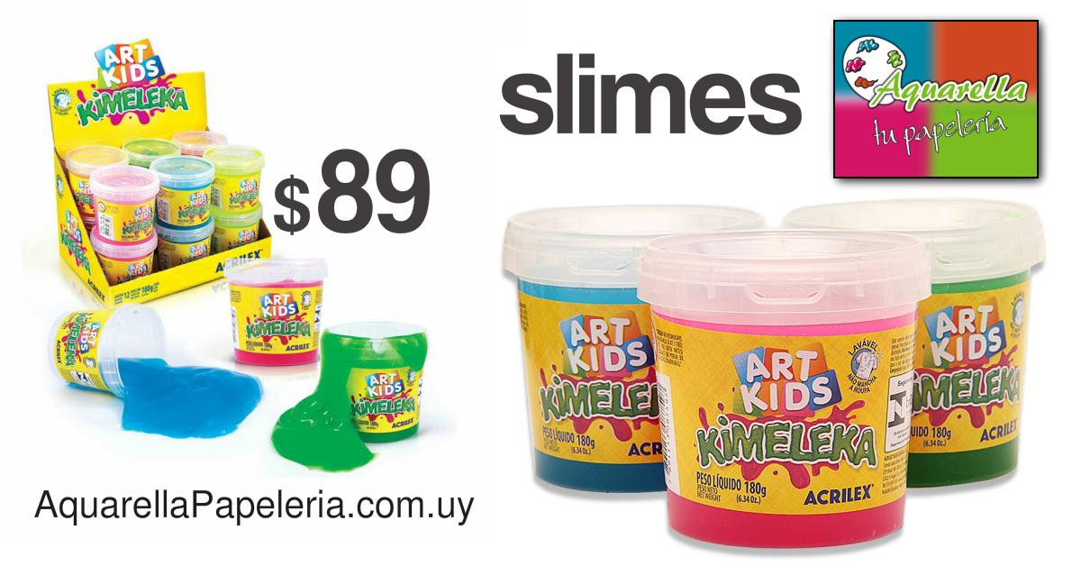 slimes